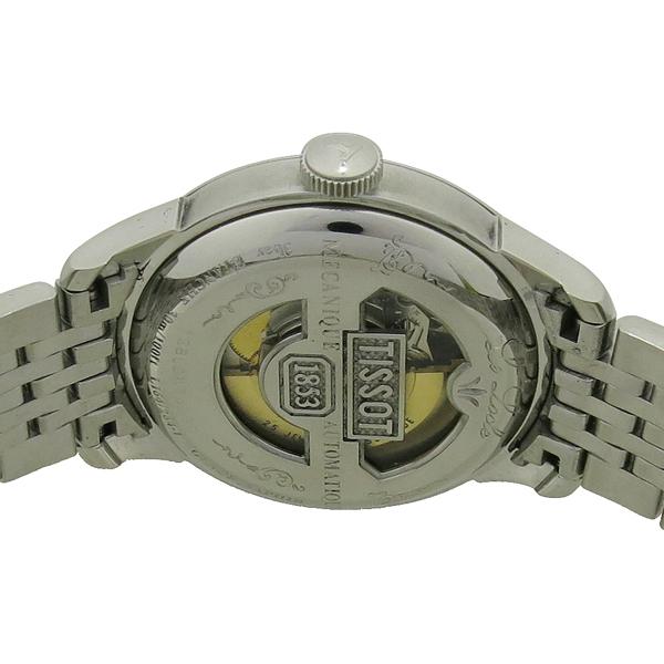 TISSOT(티쏘) T006.408.11.037.00 라운드 스틸 오토메틱 남성용 시계 [강남본점] 이미지4 - 고이비토 중고명품