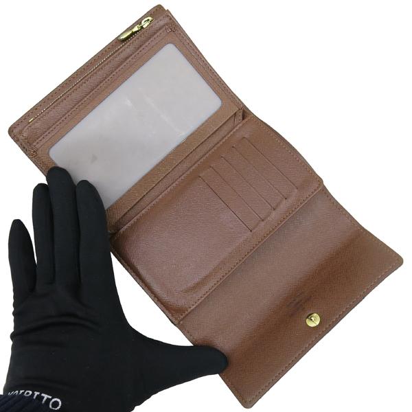 Louis Vuitton(루이비통) M60047 모노그램 캔버스 알렉산드라 월릿 중지갑 [강남본점] 이미지3 - 고이비토 중고명품
