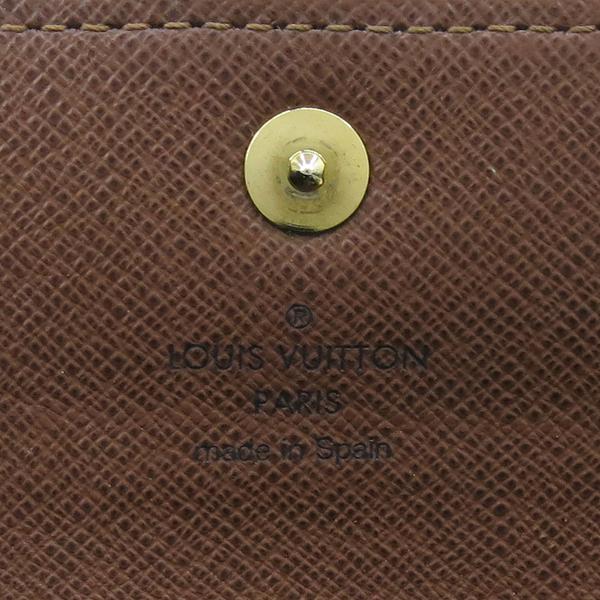 Louis Vuitton(루이비통) M60047 모노그램 캔버스 알렉산드라 월릿 중지갑 [강남본점] 이미지5 - 고이비토 중고명품