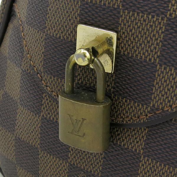 Louis Vuitton(루이비통) N60008 다미에 에벤 캔버스 두오모 토트백 [강남본점] 이미지4 - 고이비토 중고명품