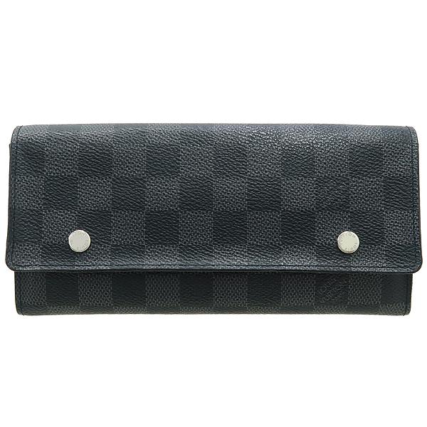 Louis Vuitton(루이비통) N63084 다미에 그라피트 캔버스 어저스터블 월릿 장지갑 [강남본점]