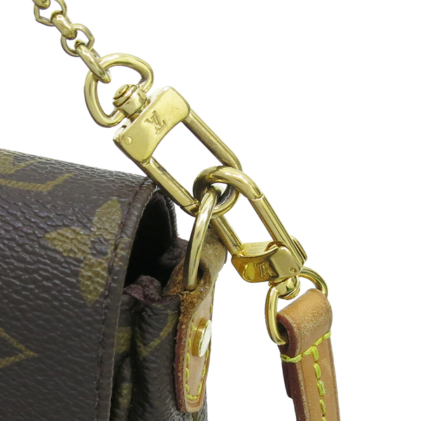 Louis Vuitton(루이비통) M40717 모노그램 캔버스 페이보릿 PM 2WAY [강남본점] 이미지5 - 고이비토 중고명품