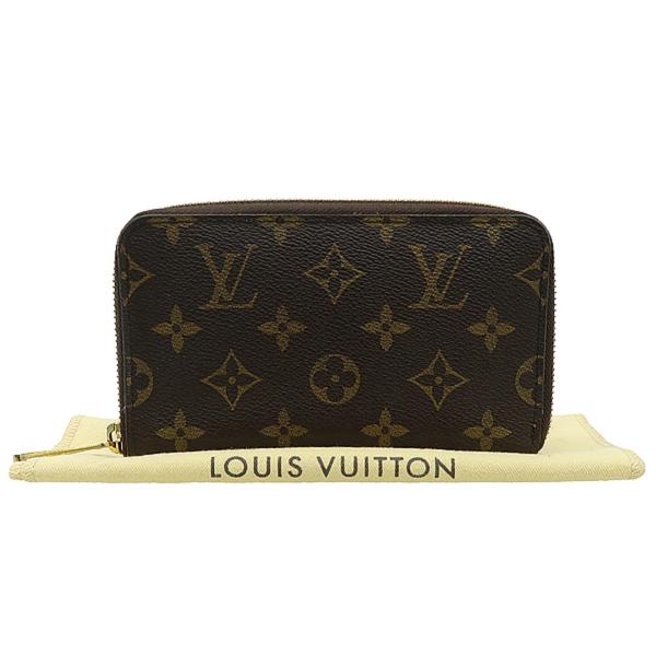 Louis Vuitton(루이비통) M40499 모노그램 캔버스 지피 컴팩트 월릿 중지갑 [강남본점]