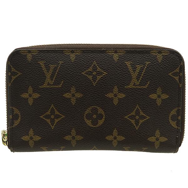 Louis Vuitton(루이비통) M40499 모노그램 캔버스 지피 컴팩트 월릿 중지갑 [강남본점] 이미지2 - 고이비토 중고명품