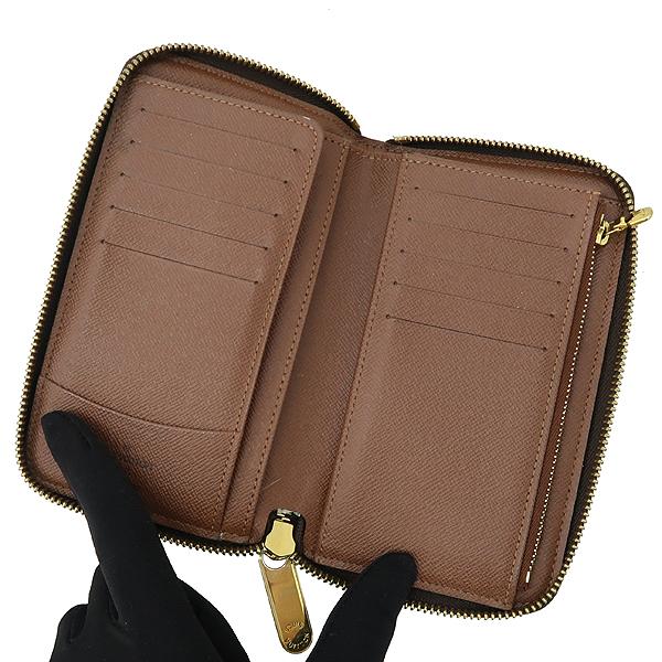 Louis Vuitton(루이비통) M40499 모노그램 캔버스 지피 컴팩트 월릿 중지갑 [강남본점] 이미지3 - 고이비토 중고명품
