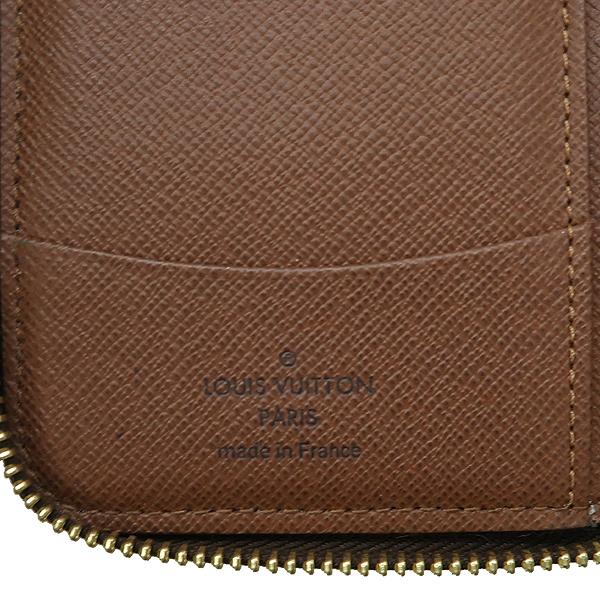 Louis Vuitton(루이비통) M40499 모노그램 캔버스 지피 컴팩트 월릿 중지갑 [강남본점] 이미지4 - 고이비토 중고명품