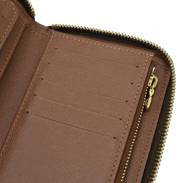 Louis Vuitton(루이비통) M40499 모노그램 캔버스 지피 컴팩트 월릿 중지갑 [강남본점] 이미지5 - 고이비토 중고명품