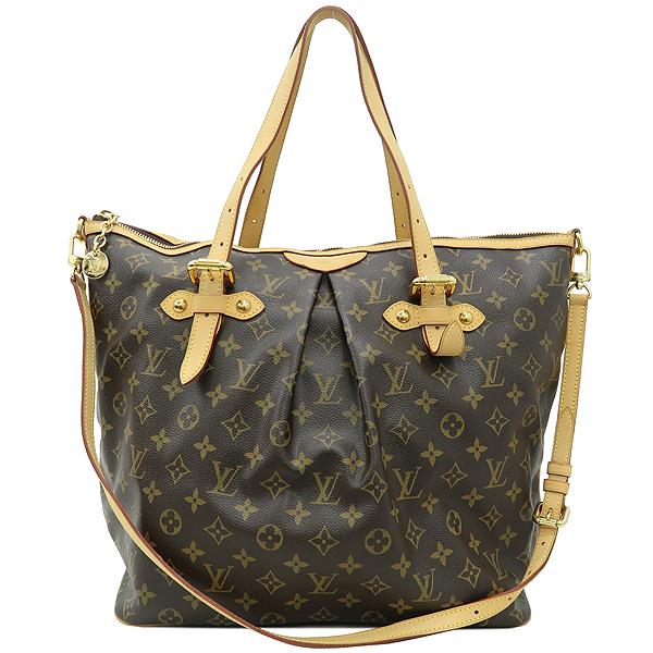 Louis Vuitton(루이비통) M40146 모노그램 캔버스 팔레모 GM 2WAY [강남본점] 이미지2 - 고이비토 중고명품