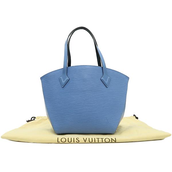 Louis Vuitton(루이비통) 에삐 레더 신형 생자크 블루 컬러 숄더백 [강남본점]