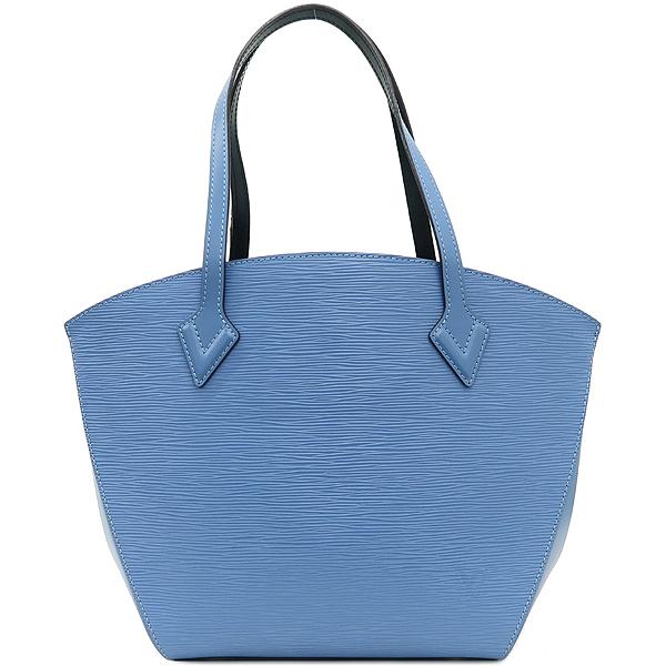 Louis Vuitton(루이비통) 에삐 레더 신형 생자크 블루 컬러 숄더백 [강남본점] 이미지2 - 고이비토 중고명품