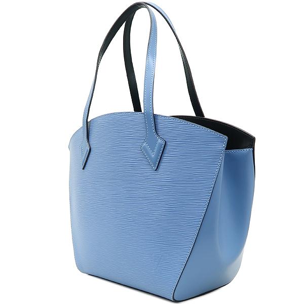 Louis Vuitton(루이비통) 에삐 레더 신형 생자크 블루 컬러 숄더백 [강남본점] 이미지3 - 고이비토 중고명품