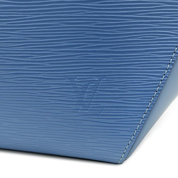 Louis Vuitton(루이비통) 에삐 레더 신형 생자크 블루 컬러 숄더백 [강남본점] 이미지4 - 고이비토 중고명품
