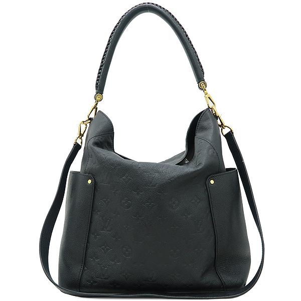 Louis Vuitton(루이비통) M50072 모노그램 앙프렝뜨 블랙 바가텔 호보 2WAY [강남본점] 이미지2 - 고이비토 중고명품