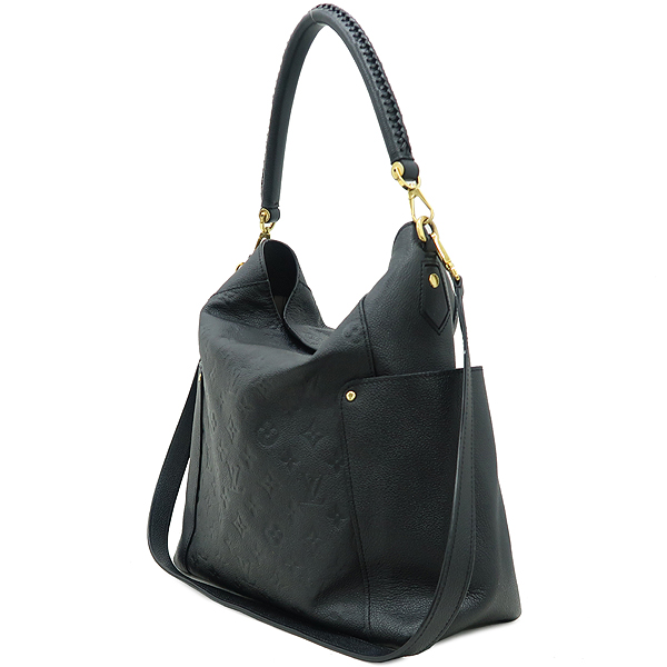 Louis Vuitton(루이비통) M50072 모노그램 앙프렝뜨 블랙 바가텔 호보 2WAY [강남본점] 이미지3 - 고이비토 중고명품
