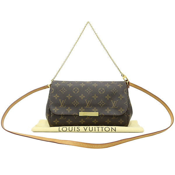 Louis Vuitton(루이비통) M40718 모노그램 캔버스 페이보릿 MM 2WAY [강남본점]