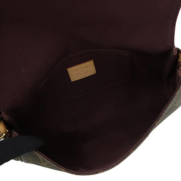 Louis Vuitton(루이비통) M40718 모노그램 캔버스 페이보릿 MM 2WAY [강남본점] 이미지5 - 고이비토 중고명품