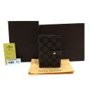 Louis Vuitton(루이비통) N61674 다미에 에벤 캔버스 프렌치퍼스 중지갑 [인천점]