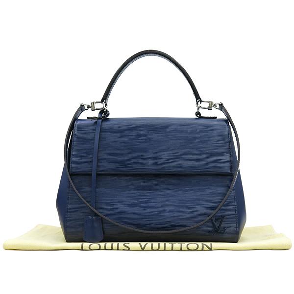 Louis Vuitton(루이비통) M41299 인디고 블루 에삐 레더 클루니 MM 2WAY [강남본점]