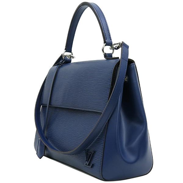 Louis Vuitton(루이비통) M41299 인디고 블루 에삐 레더 클루니 MM 2WAY [강남본점] 이미지3 - 고이비토 중고명품