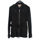 Burberry(버버리) 브릿라인 여성용 블랙 트렌치 코트 자켓 (벨트 SET) [강남본점]