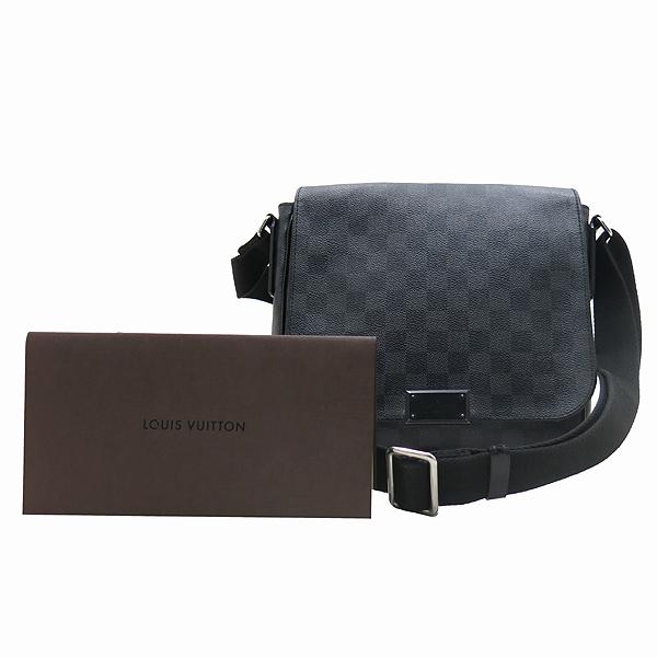 Louis Vuitton(루이비통) N41260 다미에 그라피트 캔버스 디스트릭트 PM 크로스백 [인천점]