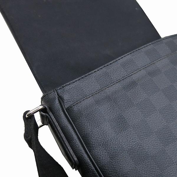 Louis Vuitton(루이비통) N41260 다미에 그라피트 캔버스 디스트릭트 PM 크로스백 [인천점] 이미지5 - 고이비토 중고명품