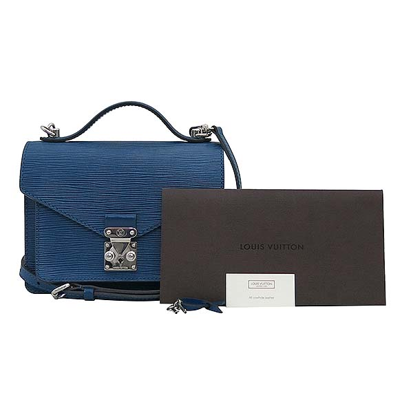 Louis Vuitton(루이비통) M40976 에삐 레더 몽소 BB 2WAY [부산센텀본점]