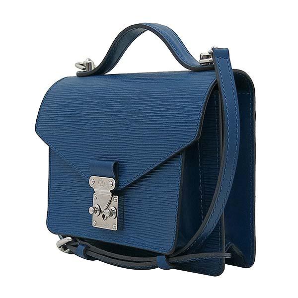 Louis Vuitton(루이비통) M40976 에삐 레더 몽소 BB 2WAY [부산센텀본점] 이미지3 - 고이비토 중고명품