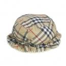 Burberry(버버리) 노바체크 레이스 리본 장식 아동용 모자 [동대문점]