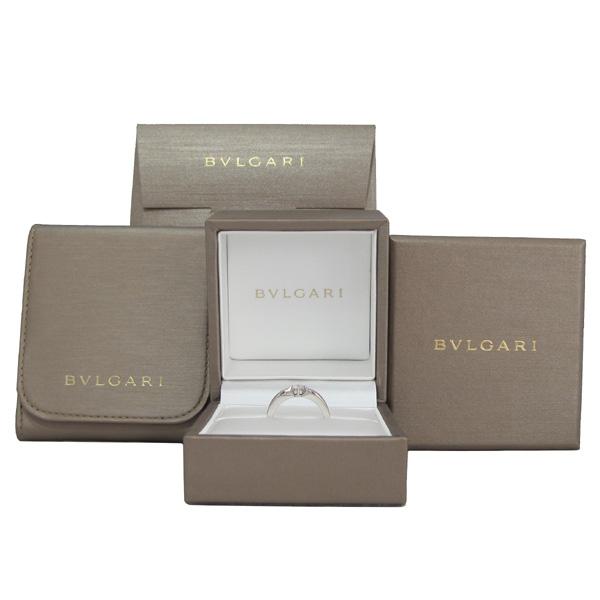 Bvlgari(불가리) (VENEZIA)베네치아 컬렉션 0.18ct E컬러 VS1 여성용 다이아 반지 [대구반월당본점]