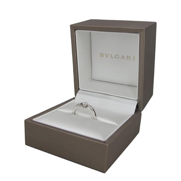 Bvlgari(불가리) (VENEZIA)베네치아 컬렉션 0.18ct E컬러 VS1 여성용 다이아 반지 [대구반월당본점] 이미지2 - 고이비토 중고명품