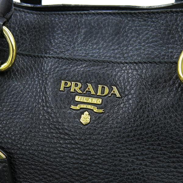 Prada(프라다) 블랙 컬러 비텔로 다이노 2WAY [강남본점] 이미지3 - 고이비토 중고명품