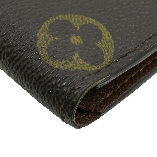 Louis Vuitton(루이비통) M61675 모노그램 캔버스 마르코 월릿 반지갑 [강남본점] 이미지3 - 고이비토 중고명품