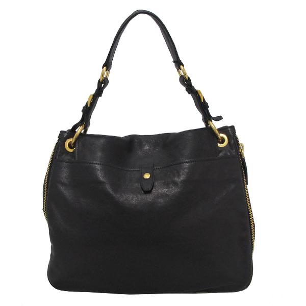 Prada(프라다) BR4761 금장 로고 장식 블랙 레더 여성용 숄더백 [대구반월당본점] 이미지4 - 고이비토 중고명품