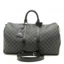 Louis Vuitton(루이비통) M56711 다미에 그라피트 키폴 반둘리에 45 여행용 토트백+숄더 스트랩 (W)