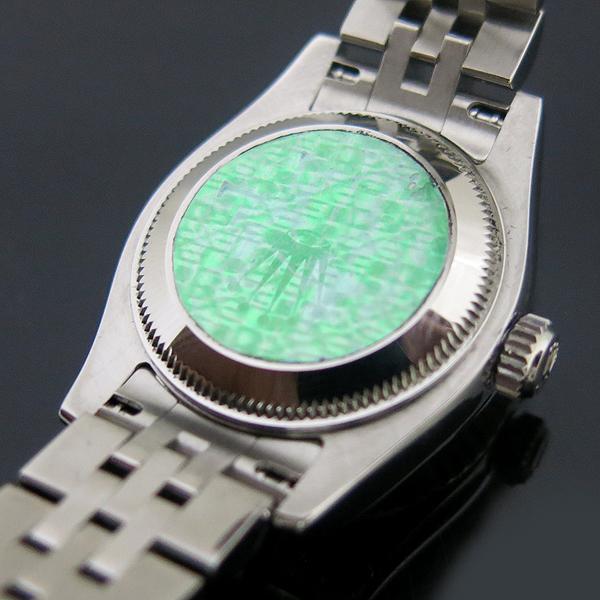 Rolex(로렉스) 179174 10포인트 다이아 컴퓨터판 DATEJUST(데이저스트) 스틸 여성용 시계 [동대문점] 이미지5 - 고이비토 중고명품