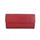 Louis Vuitton(루이비통) M60317 에삐 레드 컬러 사라 월릿 장지갑 [동대문점]