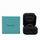 Tiffany(티파니) 18K(750) 옐로우 골드 밀그레인 3MM 반지-16호 [인천점]