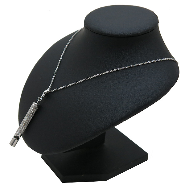 Swarovski(스와로브스키) 크리스탈 장식 Whistle 목걸이 [인천점] 이미지2 - 고이비토 중고명품
