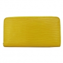 Louis Vuitton(루이비통) M60309 에삐 레더 옐로우 컬러 지피 월릿 장지갑 [부산센텀본점]