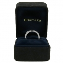 Tiffany(티파니) 18K 화이트 골드 오픈 아틀라스 반지 [강남본점]