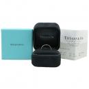 Tiffany(티파니) PT950 플레티늄 신형 밀그레인 1포인트 다이아 반지 - 9.5호 [강남본점]