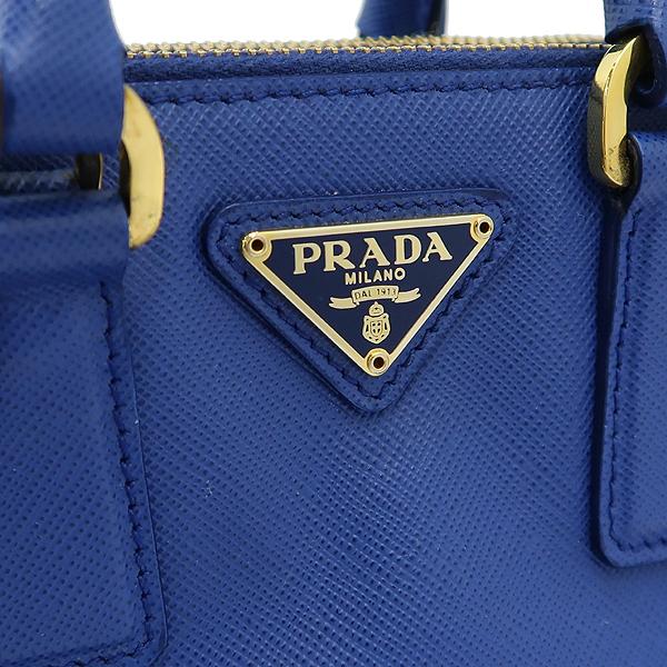 Prada(프라다) BN2316 (SAFFIANO LUX) 사피아노 미니 럭스 금장 로고 2WAY [강남본점] 이미지3 - 고이비토 중고명품