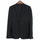 Dior(크리스챤디올) 디올옴므 633C294WI772 블랙 컬러 투버튼 플라워 자수 블레이져 자켓 [강남본점]
