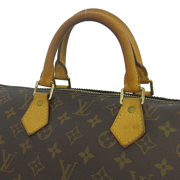 Louis Vuitton(루이비통) M41522 모노그램 캔버스 스피디 40 토트백  [대구동성로점] 이미지3 - 고이비토 중고명품