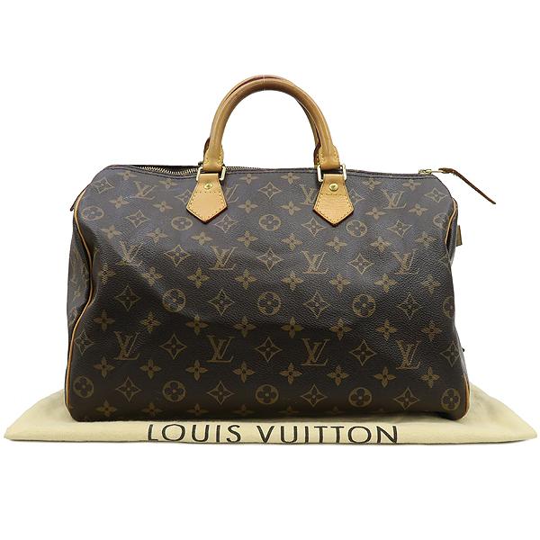 Louis Vuitton(루이비통) M41524 모노그램 캔버스 스피디 35 토트백  [대구동성로점]