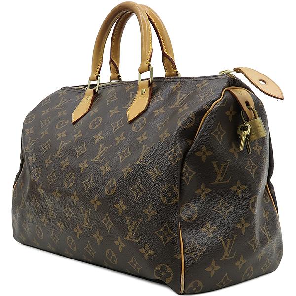 Louis Vuitton(루이비통) M41524 모노그램 캔버스 스피디 35 토트백  [대구동성로점] 이미지3 - 고이비토 중고명품