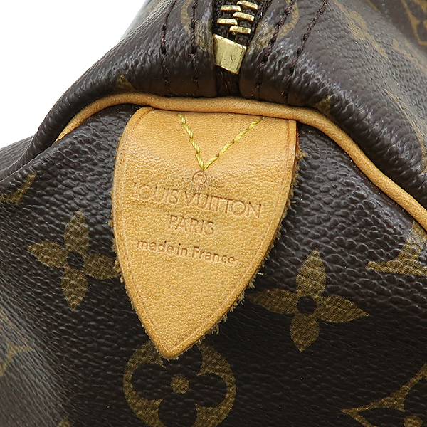 Louis Vuitton(루이비통) M41524 모노그램 캔버스 스피디 35 토트백  [대구동성로점] 이미지4 - 고이비토 중고명품
