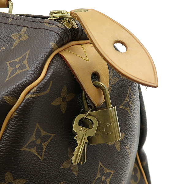 Louis Vuitton(루이비통) M41524 모노그램 캔버스 스피디 35 토트백  [대구동성로점] 이미지5 - 고이비토 중고명품