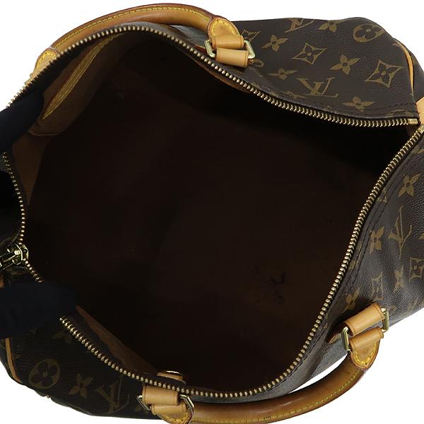 Louis Vuitton(루이비통) M41524 모노그램 캔버스 스피디 35 토트백  [대구동성로점] 이미지6 - 고이비토 중고명품